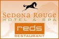 Sedona Rouge Hotel & Spa provides incredible Four Diamond lodging.